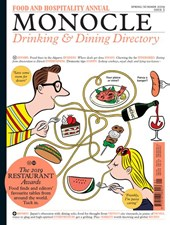 Monocle Drinking & Dining Directory #2