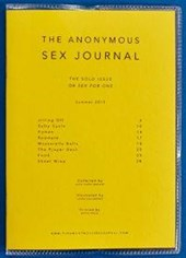 The Anonymous Sex Journal
