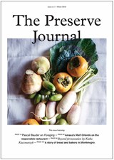 The Preserve Journal #1 | Magazine | 2001000048656