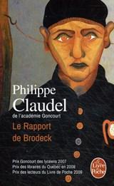 CLAUDEL*LE RAPPORT DE BRODECK   auteur onbekend  