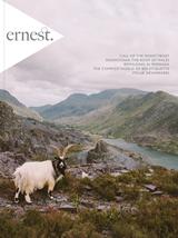Ernest Journal #8   Magazine  