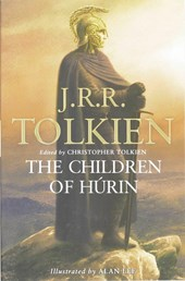 Children of hurin (alan lee cover)