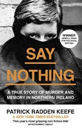 Say nothing | Patrick Radden Keefe |