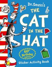 The Cat in the Hat Sticker Activity Book