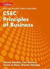 CSEC Principles of Business Multiple Choice Practice
