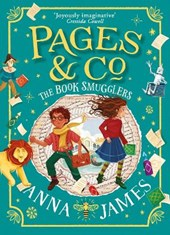 Pages & co (04): the book smugglers