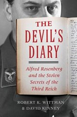 The Devil's Diary | Robert K. Wittman | 9780062319012