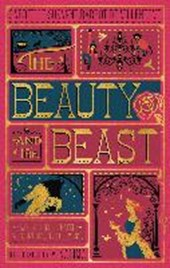Minalima illustrated classics: Beauty and the beast (illustrated with interactive elements)