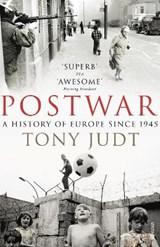 Postwar | Tony Judt |