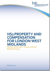 HS2 Property and Compensation for London-West Midlands