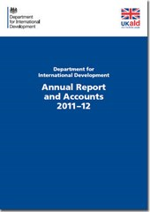 Department for International Development Annual Report and Accounts 2011-12
