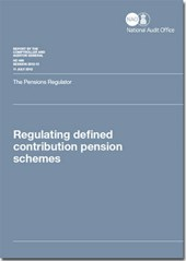 Regulating Defined Contribution Pension Schemes
