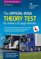 The official DVSA theory test for large goods vehicles