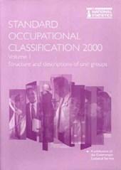 Standard Occupational Classification Vol. 1