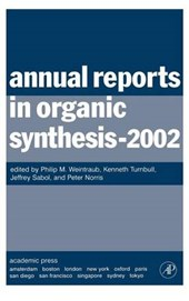 Annual Reports in Organic Synthesis (2002)