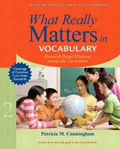 What Really Matters in Vocabulary
