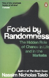 Fooled by randomness | Nassim Nicholas Taleb |