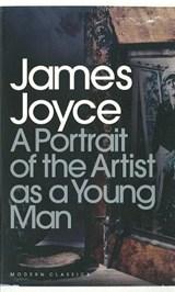 Penguin modern classics Portrait of the artist as a young man | James Joyce |