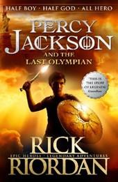 Percy jackson (05): percy jackson and the last olympian