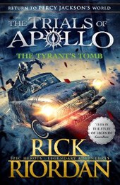 The trials of apollo (04): the tyrant's tomb