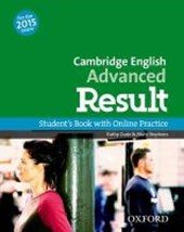CAE result! Advanced: C1. Student's Book