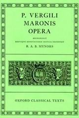 Opera   P. Virgili Maronis (ed. Mynors)  