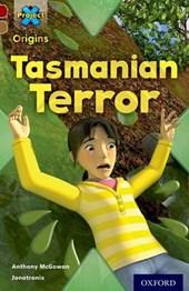 Project X Origins: Dark Red Book Band, Oxford Level 18: Unexplained: Tasmanian Terror