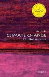 Climate change: a very short introduction | Mark A. Maslin |