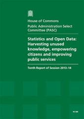 Statistics and Open Data