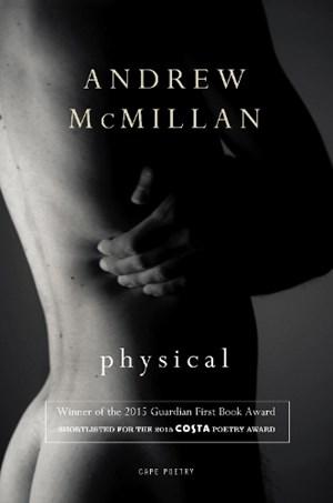 Guardian First Book Award 2015 naar dichter Andrew McMillan voor Physical