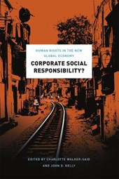 Corporate Social Responsibility?