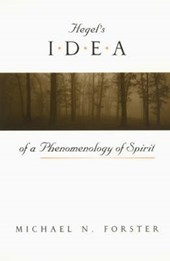 Hegel's Idea of a Phenomenology of Spirit (Paper)