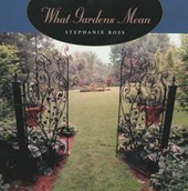 What Gardens Mean