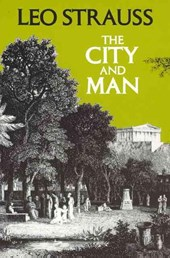 City and Man