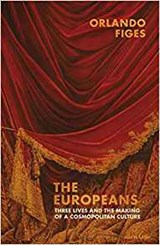 The Europeans | Orlando Figes | 9780241004890