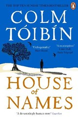 House of names | Colm Toibin |