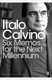 Six memos for the next millennium