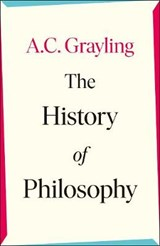 History of philosophy | a. c. grayling | 9780241304556