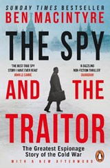The Spy and the Traitor | Ben Macintyre |