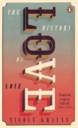 History of Love   Nicole Krauss  