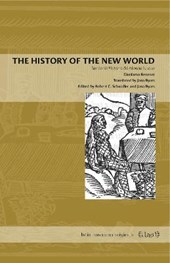 Benzoni, G: History of the New World