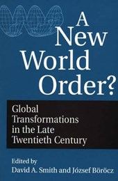A New World Order?