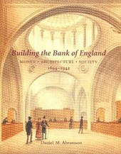Building the Bank of England