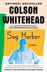 Sag Harbor   Colson Whitehead  