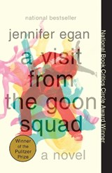 Visit from the goon squad   Jennifer Egan  