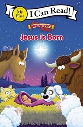 The Beginner's Bible Jesus Is Born