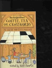 New York Times Coffee, Tea or Crosswords