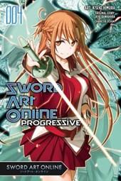 Sword Art Online Progressive, Vol. 4 (manga)