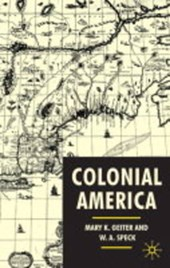 Geiter, M: Colonial America