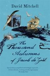 The thousand autumns of jacob de zoet | David Mitchell |